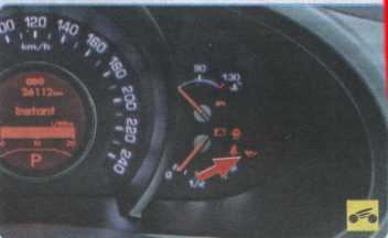 давление масла Kia Sportage III