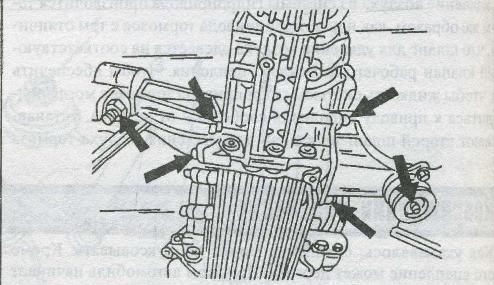 снятие коробки передач VWPassat, установка коробки передач VWPassat