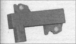 внутренняя антена системы бесключевого входа Ford C-Max
