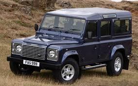 Автомобиль Land Rover Defender, автомобиль Ленд Ровер Дефендер