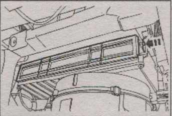 фильтр салона Land Rover Discovery III