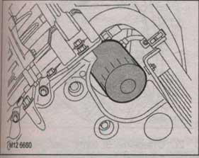масляный фильтр Land Rover Freelander