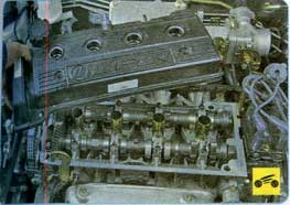 крышка головки блока цилиндров Lifan Smily