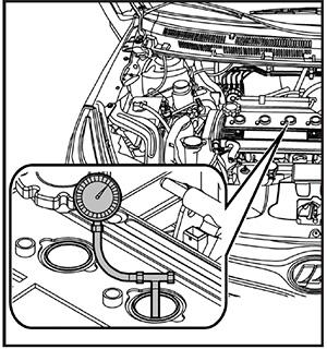 Проверка компрессии Lifan 530 с 2014 года
