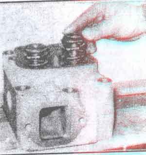 крышка клапанов MAN 19