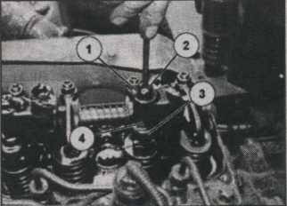 выпускной клапан MAN L2000