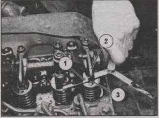 впускной клапан MAN L2000
