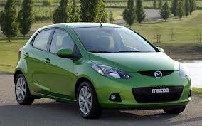 Автомобиль Mazda 2, автомобиль Мазда 2