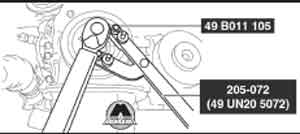 глубина запрессовки сальника Mazda 6