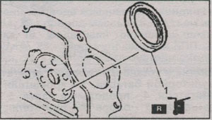 маховик Mazda