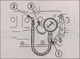 манометр Mazda 626