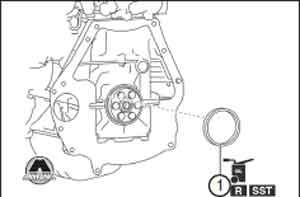 проворачивание коленвала Mazda 6