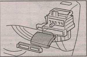 салонный фильтр Mazda MPV