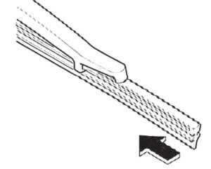 установка щётки в сборе Mazda CX-5