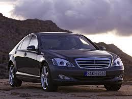 Автомобиль Mercedes S-class W221, автомобиль Мерседес С-класс В221