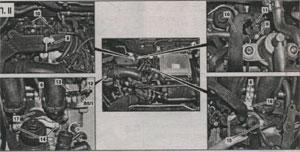 датчик распредвала Mercedes A-class W-169 / AMG