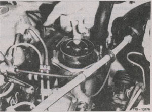 фильтрующий элемент Mercedes E-class W123