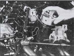 элемент масляного фильтра Mercedes Gelandevagen W463