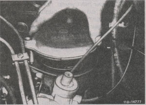 крышка масляного фильтра Mercedes E-class W123