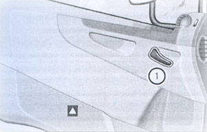 Рычаг Mercedes Axor