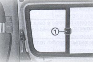 Ручка Mercedes Sprinter