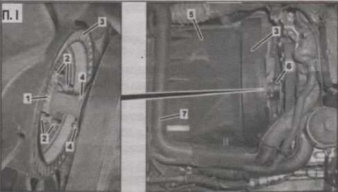 воздушный фильтр Mercedes Atego