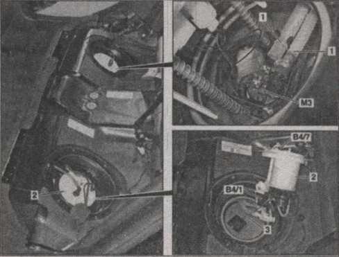 топливный фильтр Mercedes C-Class W204