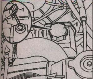 масляный бачок Mercedes Sprinter