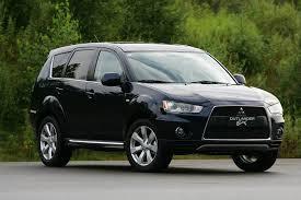 Автомобиль Mitsubishi Outlander XL, автомобиль Мицубиси Аутлендер ХЛ