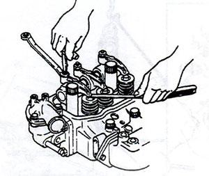 Цилиндр Mitsubishi