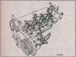 фланцы форсунок Mitsubishi Carisma