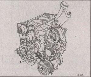 насос гидроусилителя руля Mitsubishi Carisma