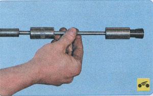 инерционное приспособление для клапанов Mitsubishi Pajero Sport / L200