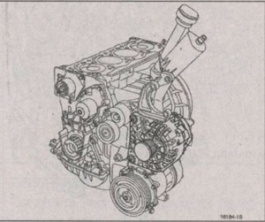 компрессор кондиционера Mitsubishi Carisma