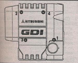 кожух двигателя Mitsubishi Pajero Pinin