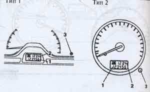 одометр Mitsubishi Lancer