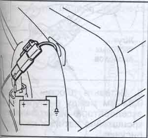 перегородка отсека Mitsubishi V6