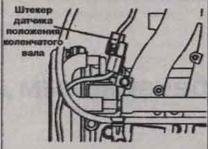 проверка компрессии Mitsubishi Carisma