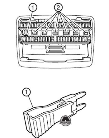 Запасной предохранитель Mitsubishi Fuso Canter