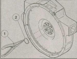 стопорное кольцо MAN TGL