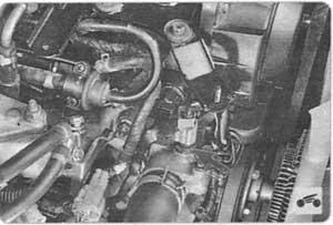 датчик охлаждающей жидкости Nissan Laurel