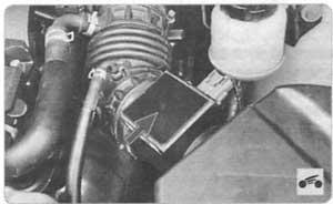 датчик воздуха Nissan Laurel