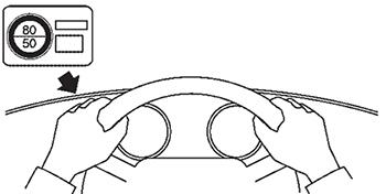 Этикетка Nissan Lafesta