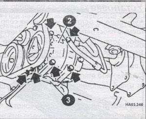 компрессор системы кондиционирования Nissan Almera
