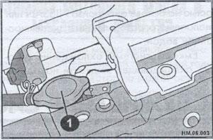 крышка радиатора Nissan Murano