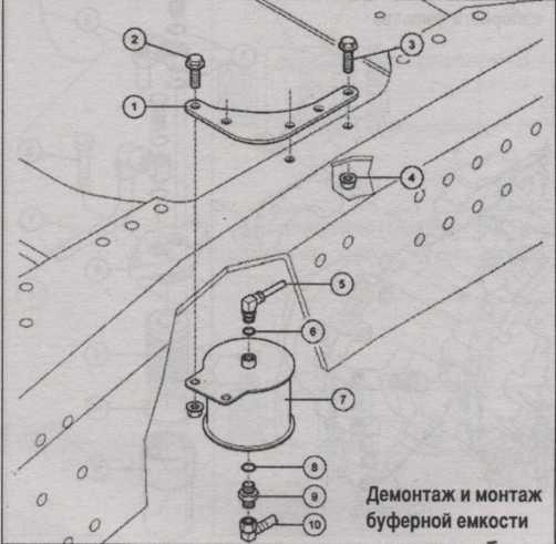напорный фильтр Nissan Almera