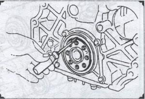 сальник Nissan Primera