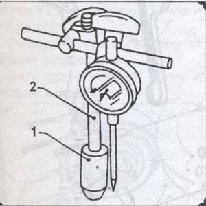 стержень клапана Nissan Primera