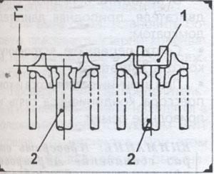шайба клапана Nissan Primera