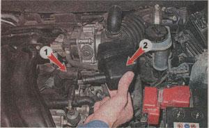 шланг резонатора Nissan Qashqai, шланг резонатора Nissan Qashqai+2